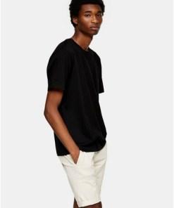MULTIT-Shirts im 5er-Pack, schwarz, grau und pink, MULTI