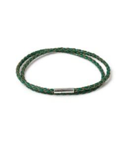 Wickelarmband, grün, GRÜN