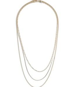 GOLDMehrreihige Halskette, GOLD