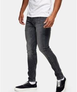 LEVI'S Skinny Jeans, grau, GRAU