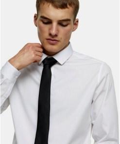 Krawatten im Multipack, schwarz und weinrot, MULTI