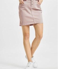 Sublevel Frauen Rock Brenna in rosa