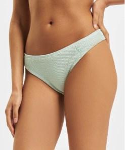Karl Kani Frauen Bikinis Originals Crinkle in grün