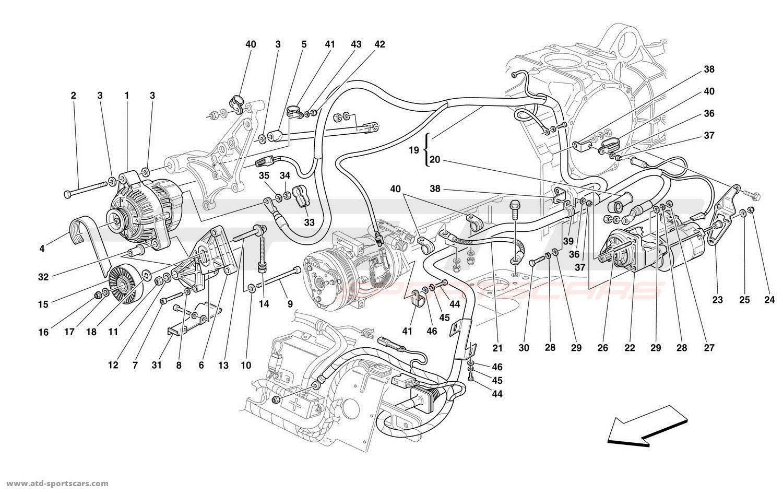 Ferrari 360 Spider Electrical Diagram Wiring Diagram For