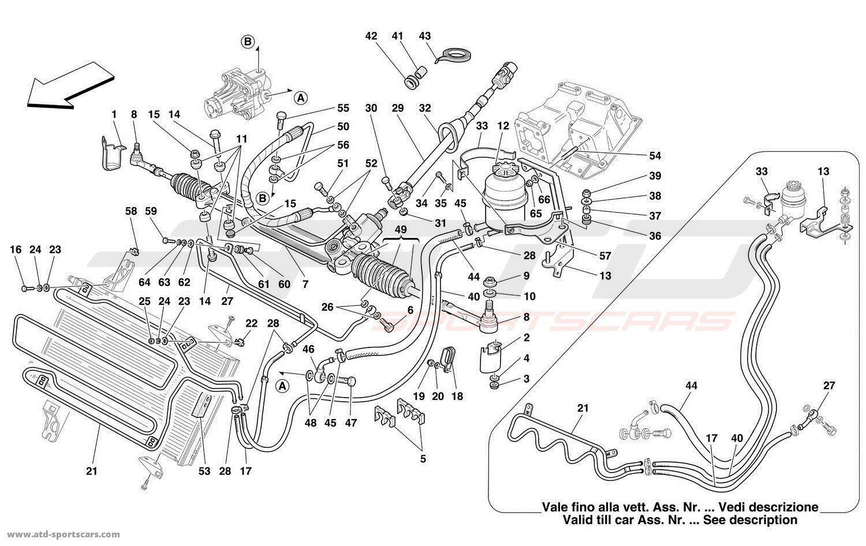 C3 Corvette Steering Box