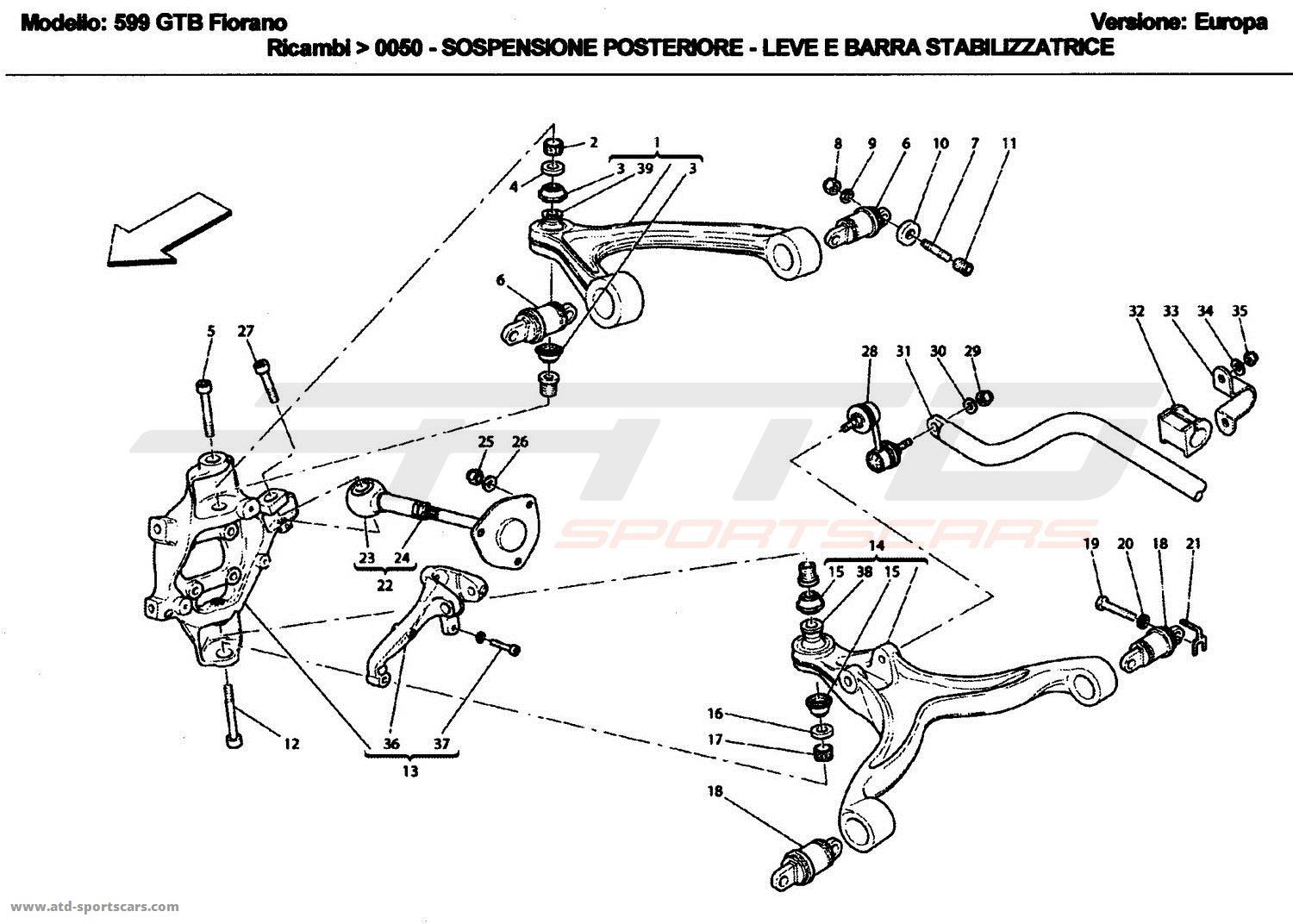 Corvette Power Steering Pump