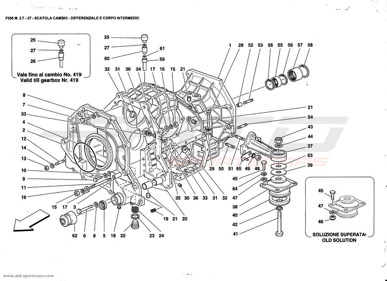 5 7 Volvo Starter Wiring