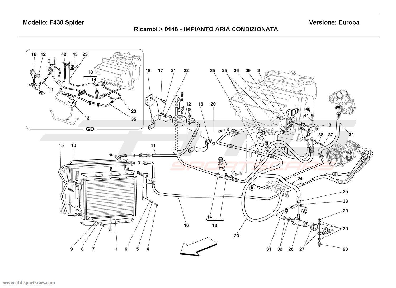 Porsche 996 Parts Diagram Hvac