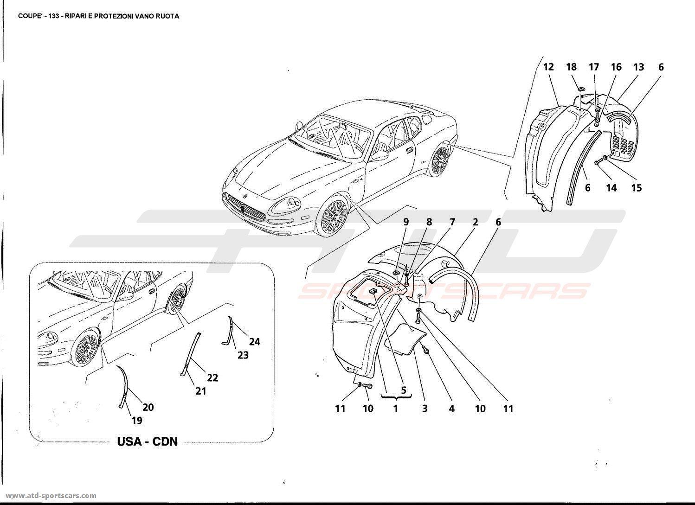 2001 acura tl body kit