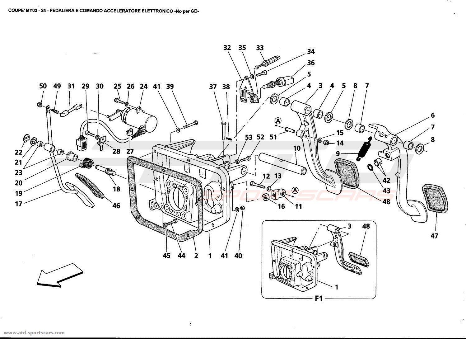 Mazda 6 Fuse Box Cover Diagram