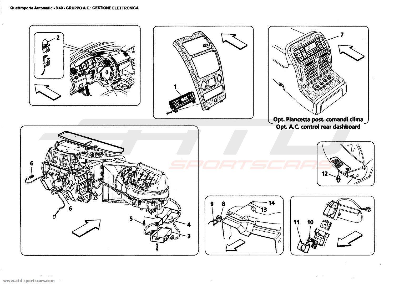 Porsche 996 Fuse Box