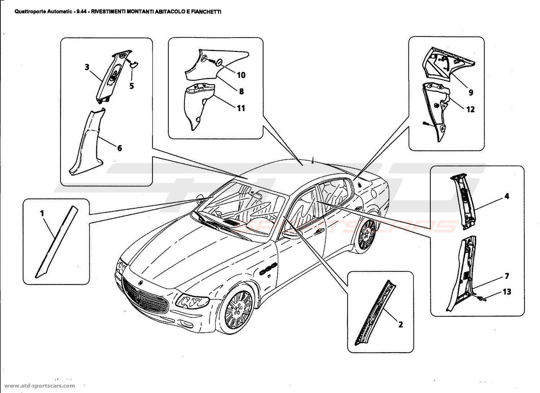 Wiring Diagram Audi A6 4f
