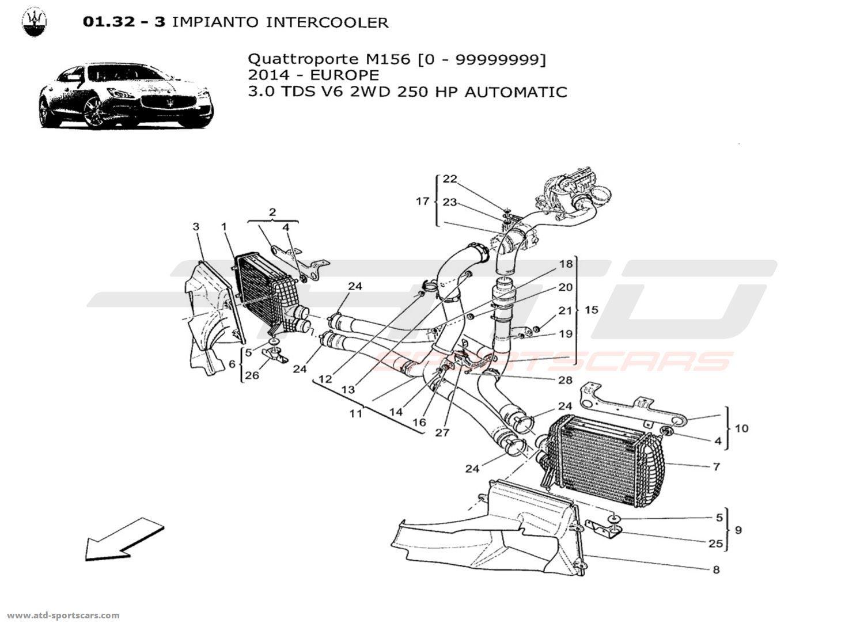 Volvo Engine Parts Air Intake