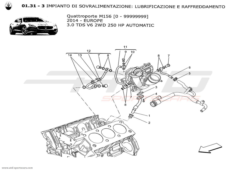 Maserati Quattroporte V6 3 0lsel Auto