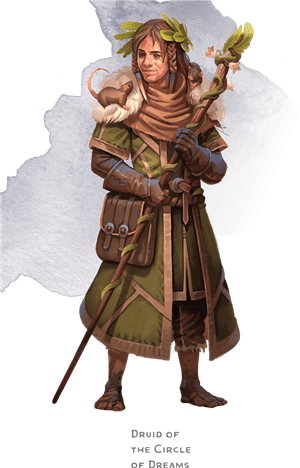 D&D 5E Homebrew: Level 20 Druid Features • The Lifecast Network
