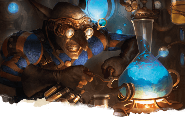 Artificer 101: A Beginner's Guide to Making Magical Marvels - Posts - D&D  Beyond