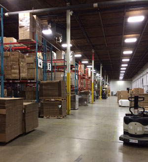 Whole Interiors Baxton Studio Warehouse