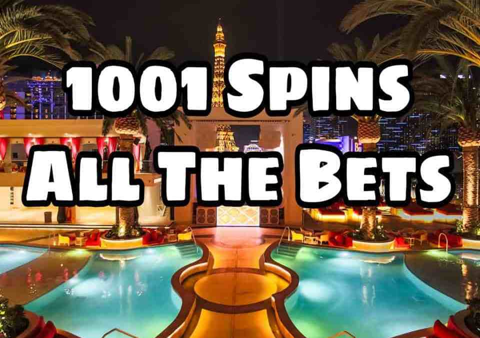 A new home for all the bets and spins