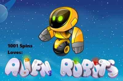 Alien robots – a forgotten classic