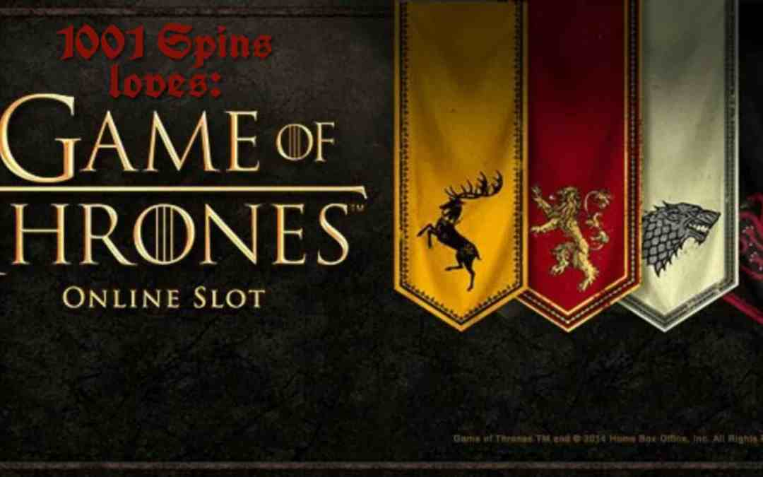 Celebrate GoT with the slot