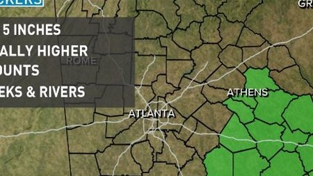 HD Decor Images » Atlanta Weather on WXIA in Atlanta Current Weather