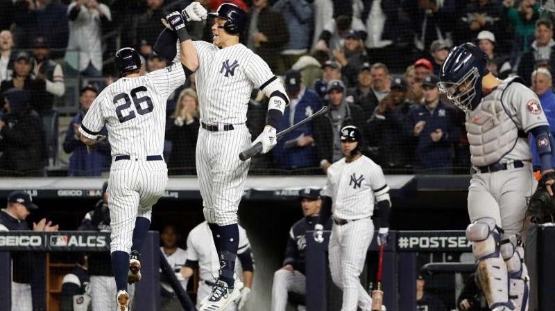 Live blog: Yankees get to Verlander early, lead Astros 4-1