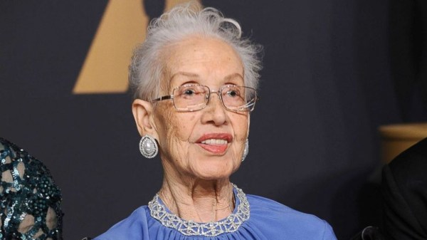 NASA pioneer Katherine Johnson dies at 101
