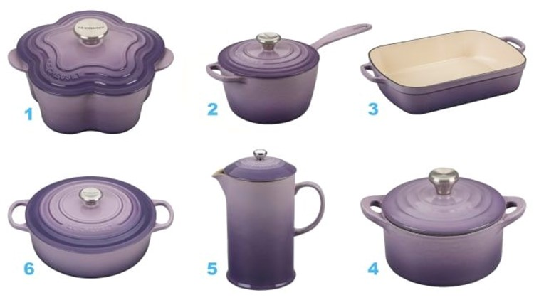 Le Creuset Is On Sale At Nordstrom In This Gorgeous Color 13wmaz Com