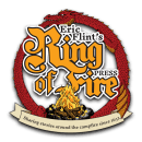 Ring of Fire Press logo