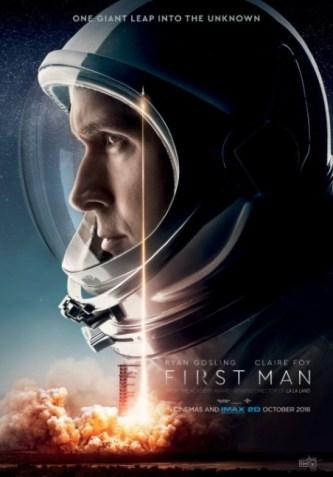 FIRST MAN (IMAX 2D)