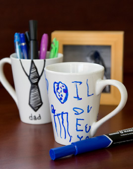 Father's Day Desk Mug