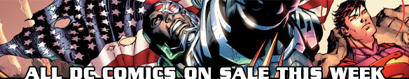 ALL DC COMICS ON SALE THIS WEEK