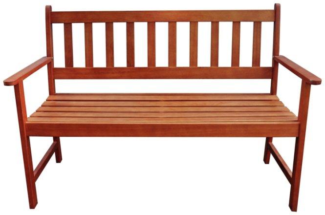 Buy Argos Home Newbury Wooden 2 Seater Garden Bench