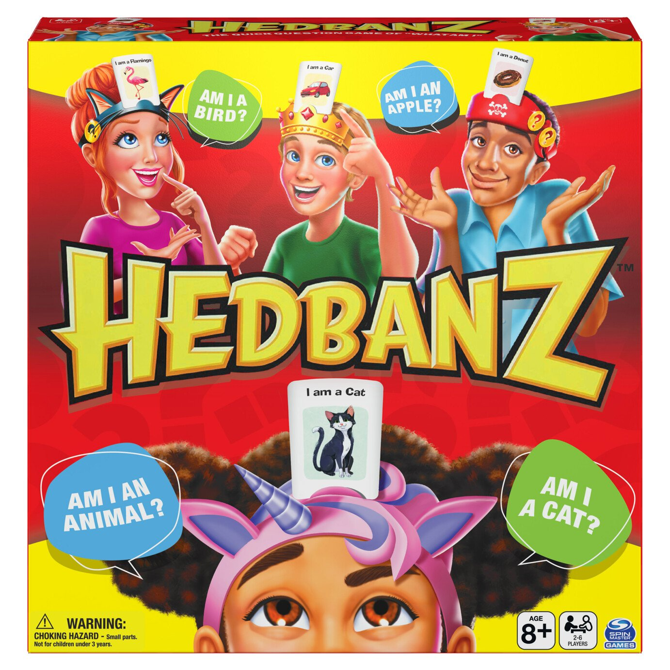 Buy Hedbanz Game At Your Online Shop For