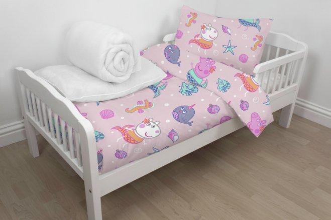 Buy Peppa Pig Bed In A Bag Set Toddler Kids Bedding Argos