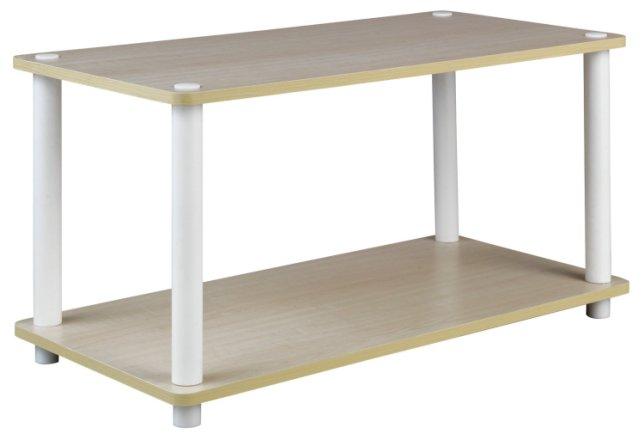 buy argos home new verona coffee table light wood effect coffee tables argos