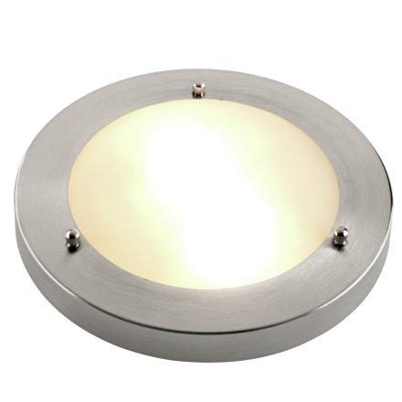 buy argos home chrome flush bathroom ceiling light bathroom lights argos