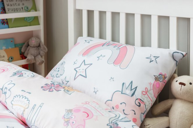 Buy Peppa Pig Ballerina Unicorn Children S Bedding Set Toddler Kids Bedding Argos