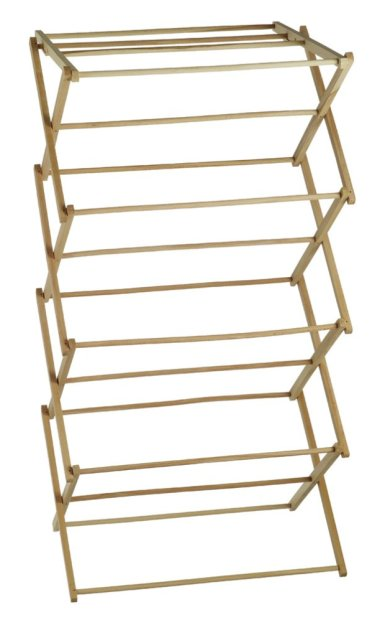 buy habitat misto 6m wooden indoor clothes airer clothes airers argos