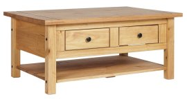 pine coffee table in furniture