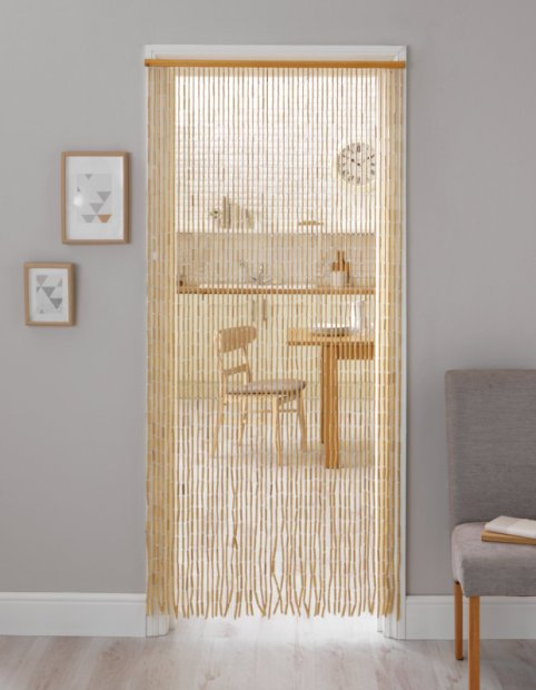 buy argos home beaded door curtain natural curtains argos