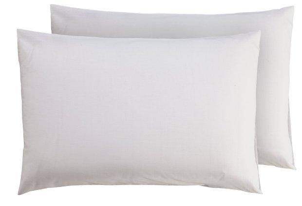 buy argos home standard pillowcase pair pillowcases argos
