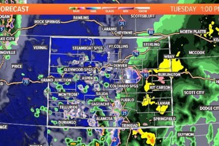 Weather on 9NEWS   Denver  CO   9NEWS com Denver weather forecast