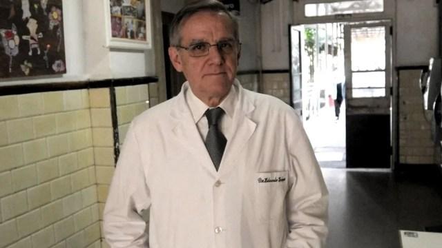 Para el infectólogo Eduardo López las clases presenciales no suponen ningún riesgo para la población