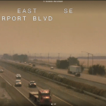 Some of the worst air quality in world on Wednesday is in Northern California 💥👩👩💥