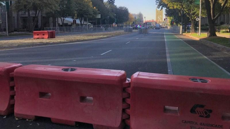 Republic FC to MLS party shuts down roads in downtown Sacramento