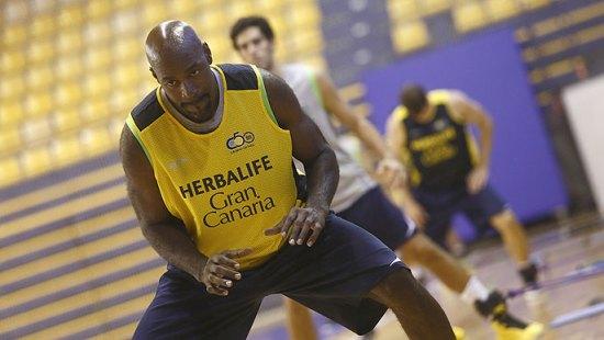 Darryl Middleton ayudará en los entrenamientos del Gran Canaria