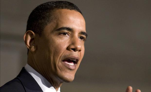 U.S. President Obama speaks about national security at the National Archives in Washington