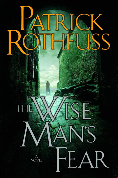 The Wise Man's Fear av Patrick Rothfuss
