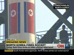 Raket i Nordkorea